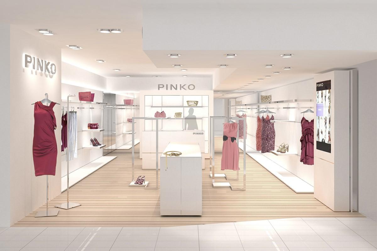 quality design 137db c0462 pinko shop-in-shop harvey nichols – london ...