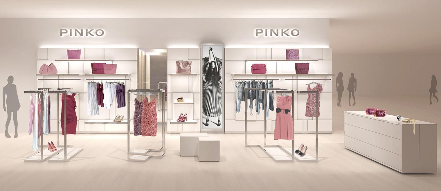 buy online d03f9 01188 pinko shop-in-shop abc mall – beirut   spaziolaboratorio ...